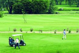 Le golf d'Arras